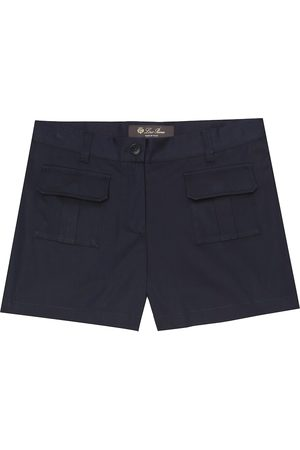 Loro Piana Tanya stretch-cotton bermuda shorts