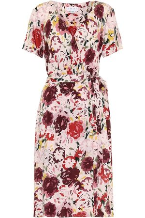 Velvet Exclusive to Mytheresa – Rona floral wrap dress