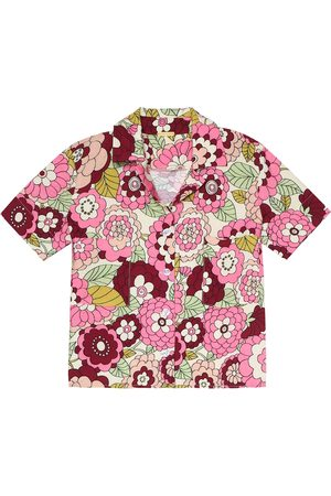 DODO BAR OR Floral shirt
