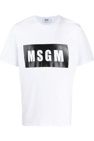 Msgm White