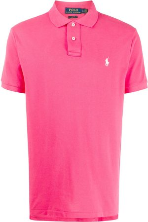 Polo Ralph Lauren Mężczyzna Koszulki polo - PINK
