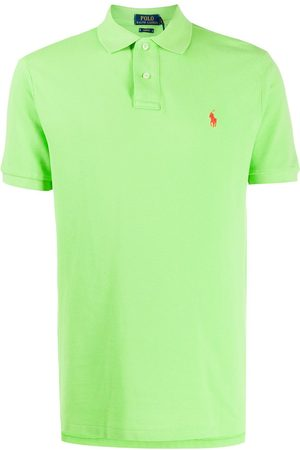 Polo Ralph Lauren Mężczyzna Koszulki polo - Green