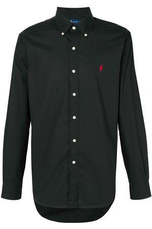 Polo Ralph Lauren Mężczyzna Koszule - Black