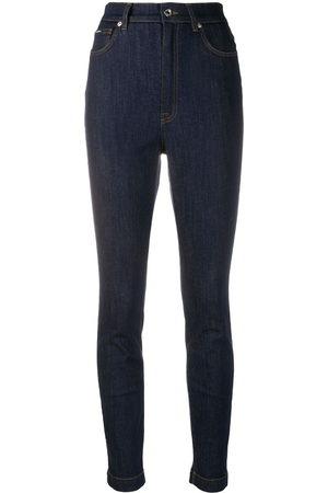 Dolce & Gabbana Kobieta Skinny - Blue