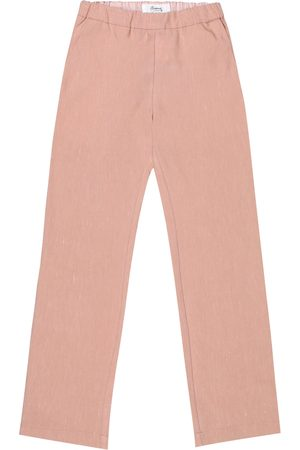 BONPOINT Mikki cotton-blend straight pants