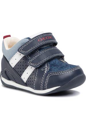 Geox Sneakersy - B Each B. B B020BB 08513 C0693 Navy/Lt Blue