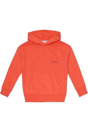 BONPOINT Logo cotton-jersey hoodie