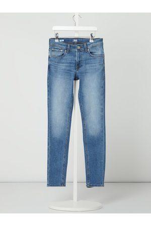 Jack & Jones Jeansy o kroju skinny fit z dodatkiem streczu model 'Liam'