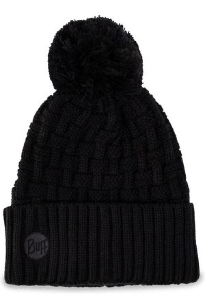 Buff Czapka - Knitted & Polar Hat 111021.999.10.00 Black