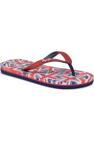 Pepe Jeans Japonki - Dorset Beach PBS70033 Red 255