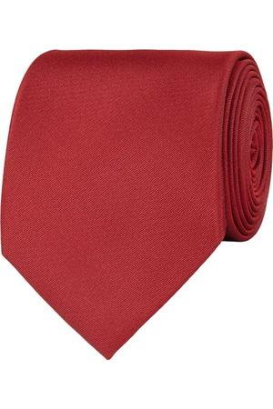 Olymp Krawat z jedwabiu