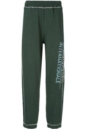 PALACE Mężczyzna Spodnie dresowe - Green