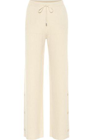 Loro Piana Regent's cashmere trackpants