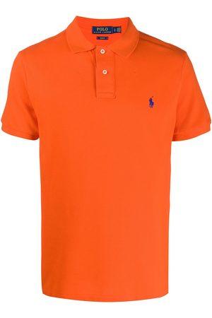 Polo Ralph Lauren Mężczyzna Koszulki polo - ORANGE