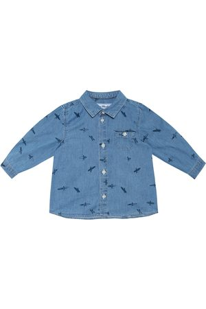 Tartine Et Chocolat Baby printed cotton shirt