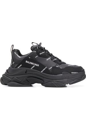 Balenciaga Mężczyzna Sneakersy - Black