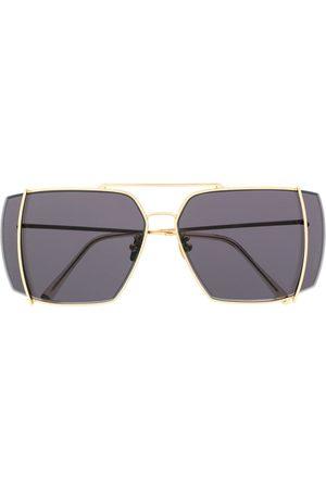 Retrosuperfuture Okulary przeciwsłoneczne - Gold
