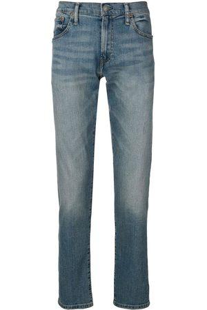 Polo Ralph Lauren Mężczyzna Rurki i Slim Fit - Blue