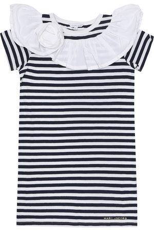 Marc Jacobs Striped cotton dress