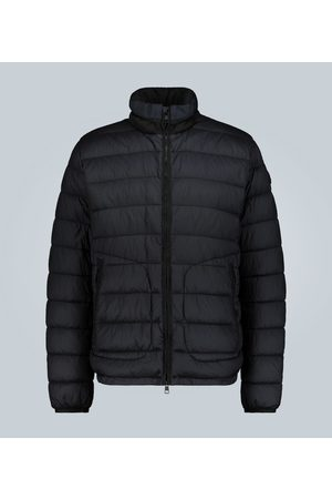 Moncler Octavien jacket with packaway hood