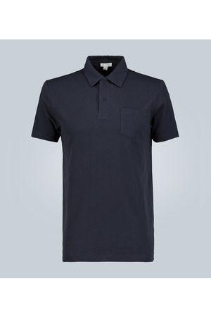 Sunspel Cotton Riviera polo shirt
