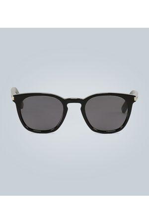 Saint Laurent Okulary przeciwsłoneczne - Transparent acetate sunglasses