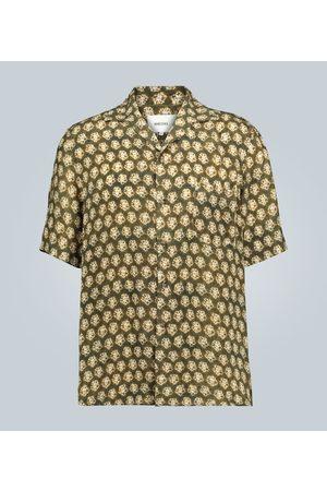 Nanushka Tie-dye print shirt
