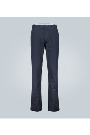 Polo Ralph Lauren Kobieta Chinosy - Slim-fit cotton pants