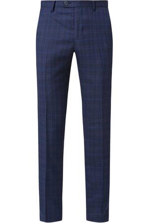Montego Spodnie do garnituru o prostym kroju z dodatkiem wiskozy