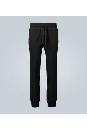 Dolce & Gabbana Kobieta Spodnie dresowe - Relaxed fit sweatpants