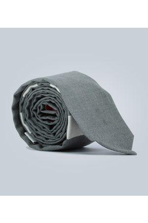 Thom Browne Mężczyzna Krawaty - 4-Bar wool tie