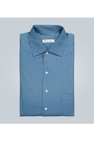 Loro Piana Regular-fit denim shirt