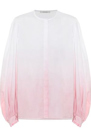 Dorothee Schumacher Stretch-cotton poplin blouse