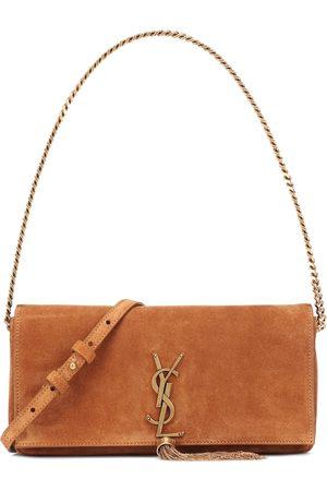 Saint Laurent Kate Baguette Tassel shoulder bag