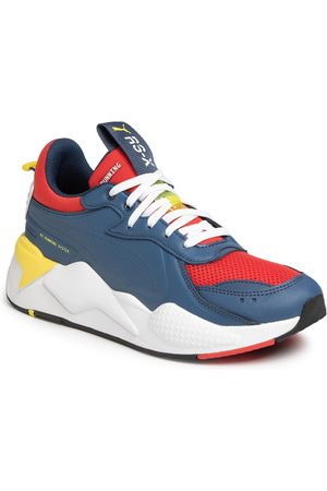 PUMA Sneakersy - Rs-X Master 371870 05 Dark Denim/High Risk Red