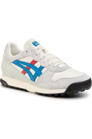 Onitsuka Tiger Sneakersy - Tiger Horizonia 1183A206 Cream/Directorie Blue 100