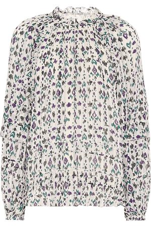 Isabel Marant, Étoile Eyden printed blouse