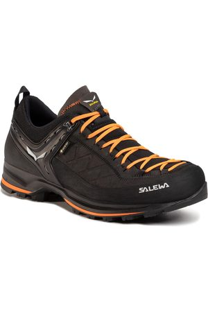 Salewa Trekkingi - Ms Mtn Trainer 2 Gtx GORE-TEX 61356-0933 Black/Carrot