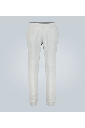 Sunspel Cotton loopback trackpants