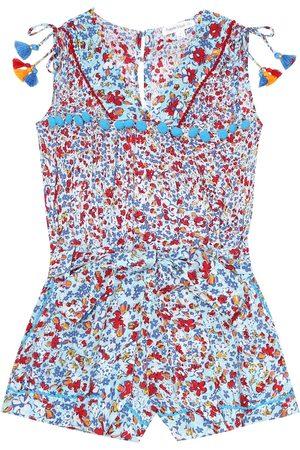 POUPETTE ST BARTH Mya floral jumpsuit