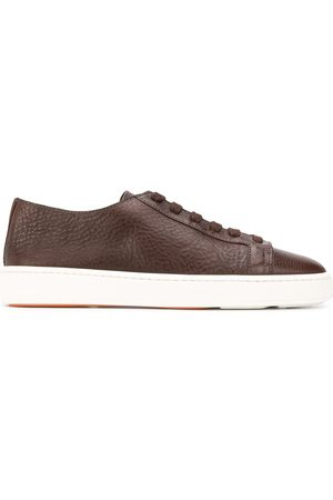 santoni Mężczyzna Sneakersy - Brown
