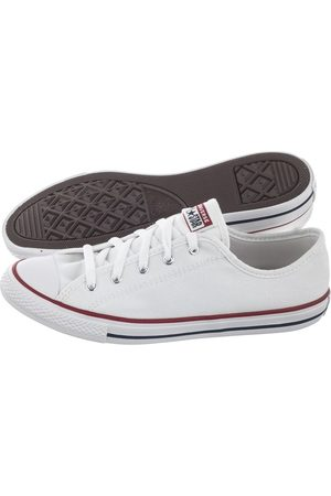 Converse Trampki CT All Star Dainty OX White/Red/Blue 564981C (CO411-b)