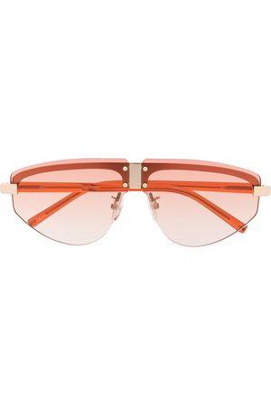 Linda Farrow Kobieta Okulary przeciwsłoneczne - ORANGE