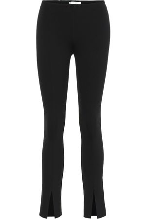 The Row Thilde stretch-jersey leggings