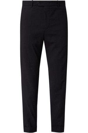 Windsor Spodnie do garnituru o kroju shaped fit z dodatkiem streczu model 'Sino'