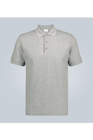 Burberry Koszulki polo - Eddie cotton polo shirt