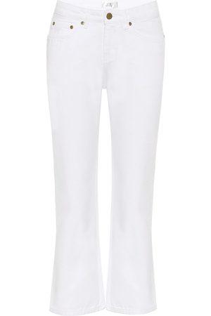 Victoria Victoria Beckham Mid-rise straight jeans