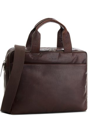 Strellson Torba na laptopa - Coleman 2.0 4010002309 Dark Brown 702