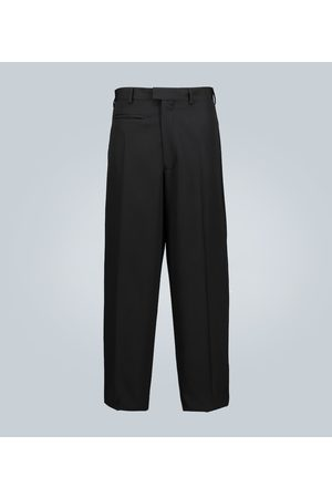 Bottega Veneta Wide-leg wool pants
