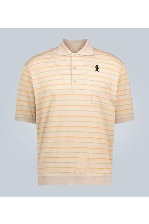 Marni Striped short-sleeved polo shirt